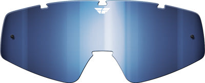 Fly Racing Focus & Zone Goggle Replacement Lens Chrome/Blue