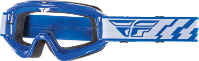 Fly Racing Youth Focus Goggle Blue