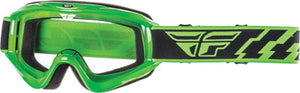 Fly Racing Adult Focus Goggle Green