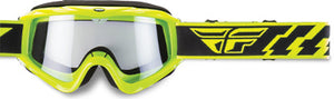 Fly Racing Youth Focus Goggle Hi-Vis