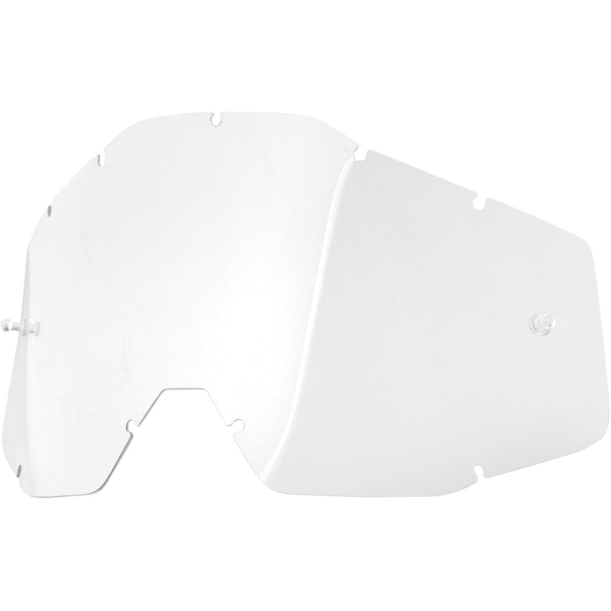 100% Goggle Lens Clear
