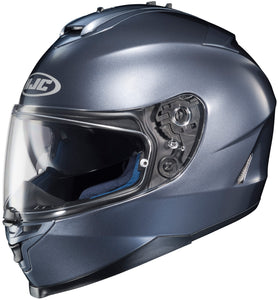 HJC IS-17 Full Face Street Sport Motorcycle Riding Helmet Anthracite X-Large