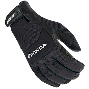 Joe Rocket Honda Crew Touch Smartphone Compatible Motorcycle Riding Glove Medium