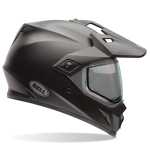 Bell MX-9 Adventure Electric Shield Snowmobile Snow Helmet Flat Black XX-Large