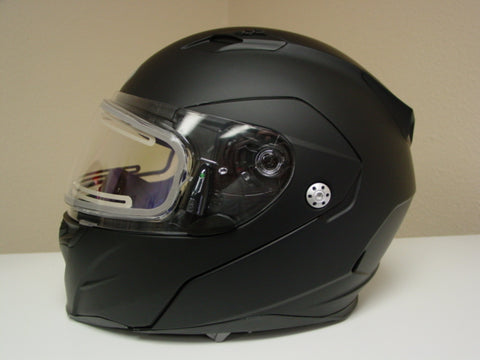 Bell Revolver Electric Shield Modular Snowmobile Helmet Medium - Display Model
