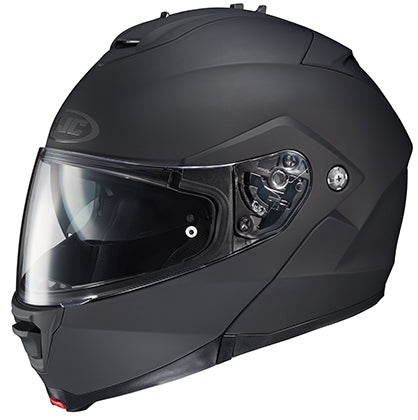 HJC IS-Max 2 Modular Street Sport Touring Motorcycle Helmet Matte Black X-Large