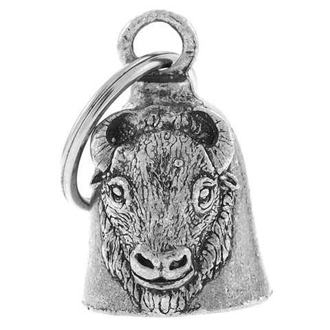 American Bison Buffalo Guardian Bell