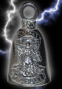 Saint Michael Law Enforcement Guardian Bell