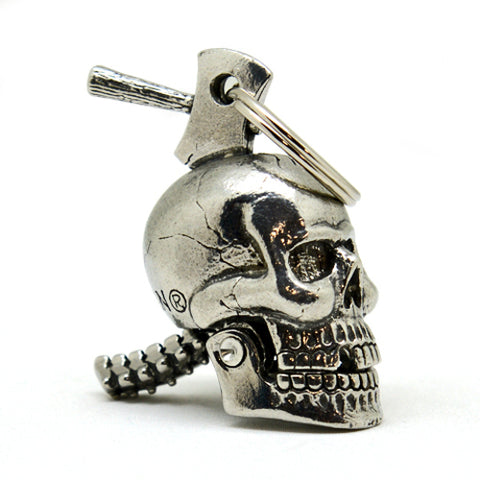 Skull Crusher Large Guardian Bell