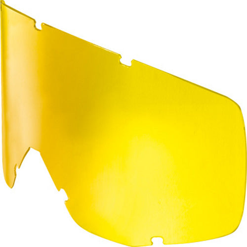 Scott Hustle, Tyrant & Split Goggle Replacement Works Lens Yellow