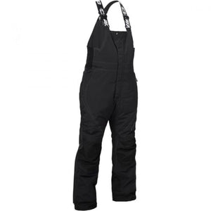 Castle Mens Phase Bibs Waterproof Insulated Snowmobile Snow Pants Black 3X-Large