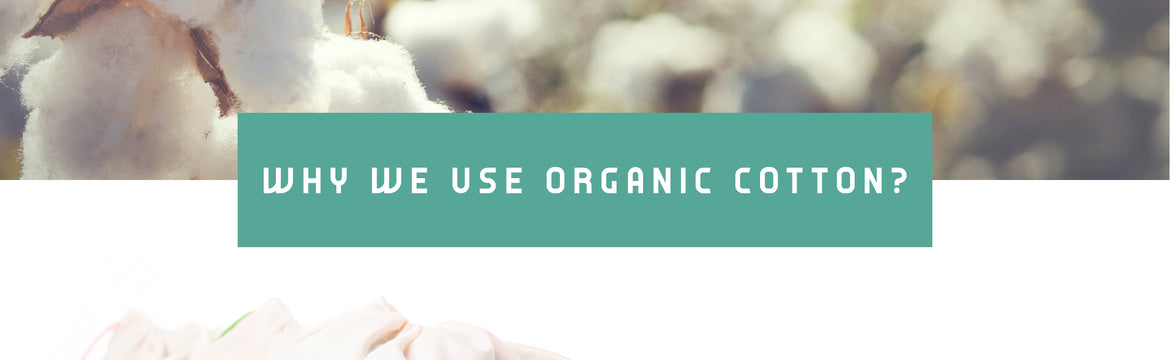 Why we use organic cotton?