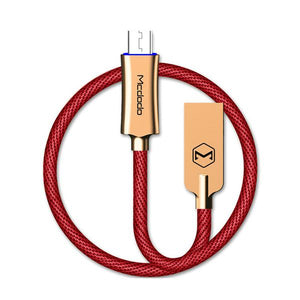 McDodo Rapid Charging Cable - Android Micro USB - Trendy Emotions