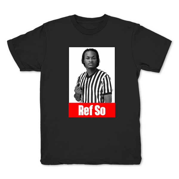 Ref So Black T shirt