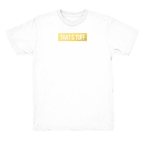 Limited Gold Edition T shirt White