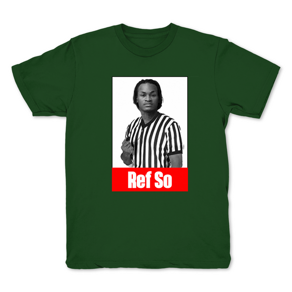 Ref So Olivegreen T shirt