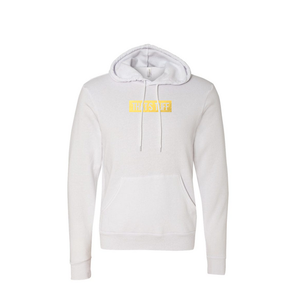 Limited Edition White Hoodie