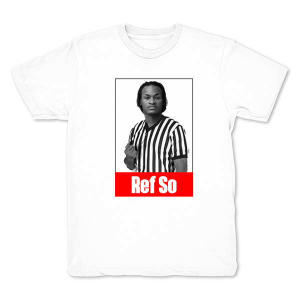 Ref So White T shirt