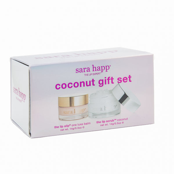 Coconut Lip Treatment Duo