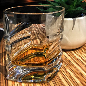 Grip Whiskey Glass