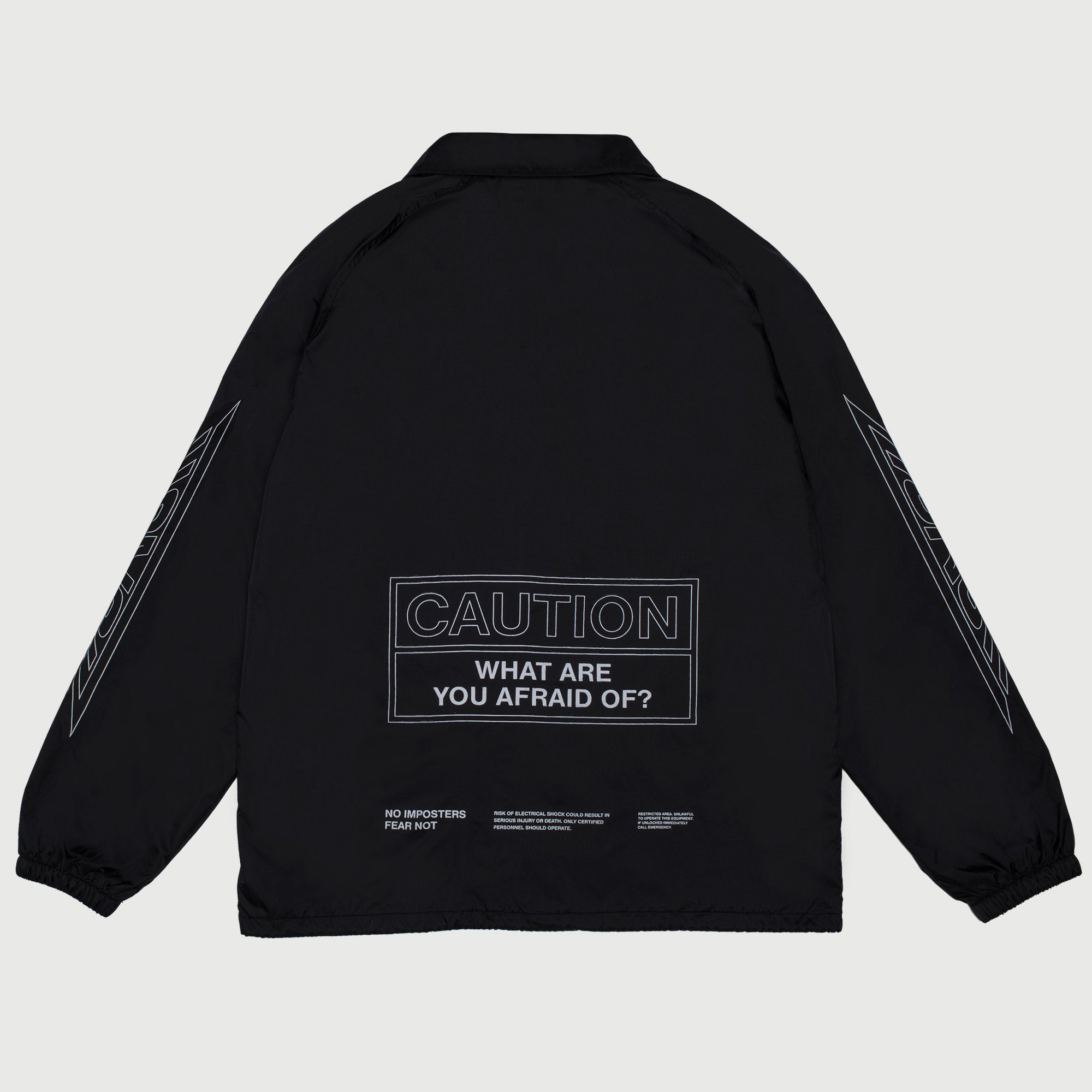CAUTION JACKET