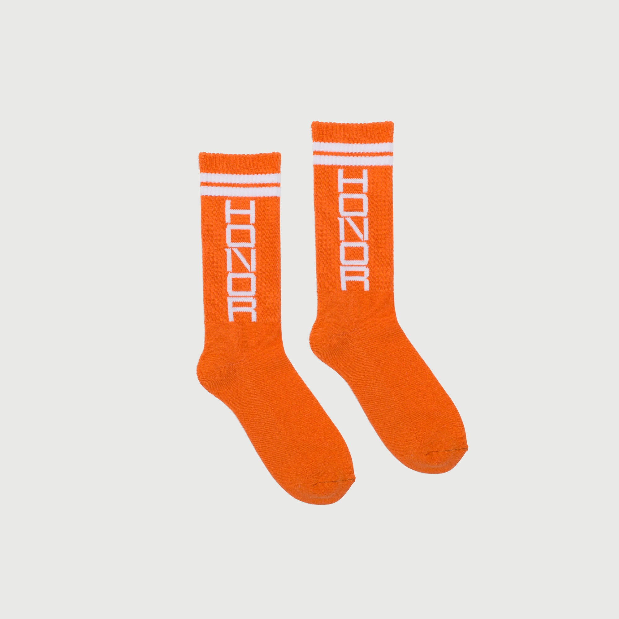 HONOR SOCK ORANGE