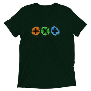 Plus Multiply Divide Ed Sheeran Music Fan Unisex T Shirt - TimeForClothes