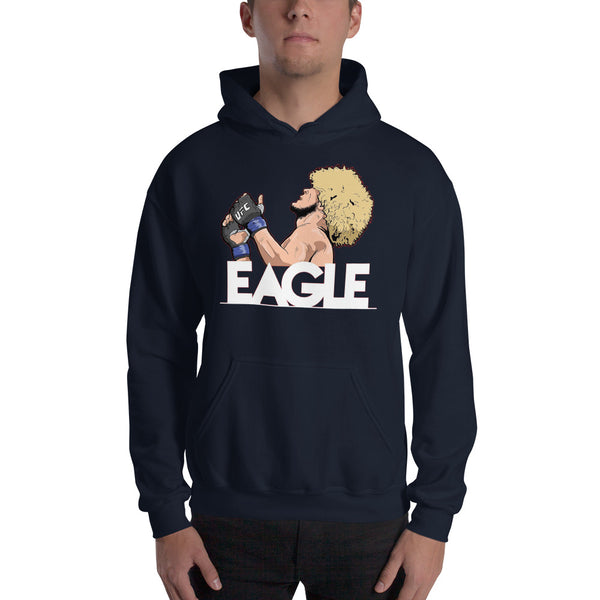 Khabib The Eagle Nurmagomedov Ufc Champion Unisex Hoodie - TimeForClothes
