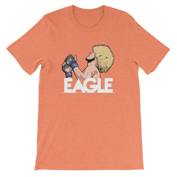 Khabib The Eagle Nurmagomedov Unisex T Shirt - TimeForClothes