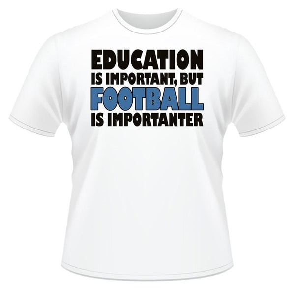 Funny Football Fan Slogan Mens T Shirt - TimeForClothes
