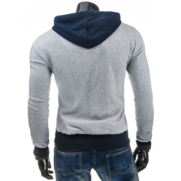 Taste Of Freedom Mens Fashion Casual Stylish Hoodie - TimeForClothes