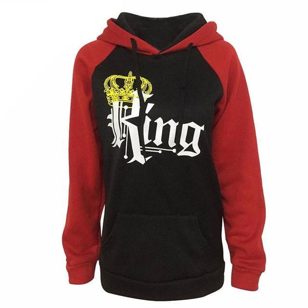 Perfect King Or Queen Snug Winter Warm Hoodies For Men & Women - TimeForClothes