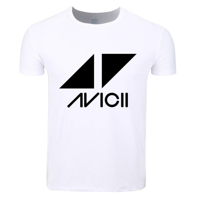 Avicii Design Mens T Shirt - TimeForClothes