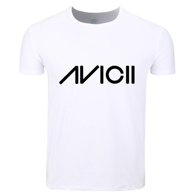 Avicii Mens T Shirt - TimeForClothes