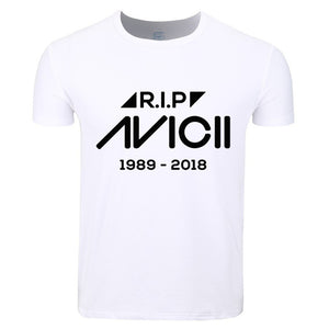Rip Avicii Worlds Best Edm Dj Mens T Shirt - TimeForClothes