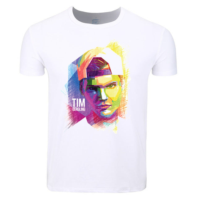 Tim Bergling Aka Avicii Beautiful Mens T Shirt - TimeForClothes