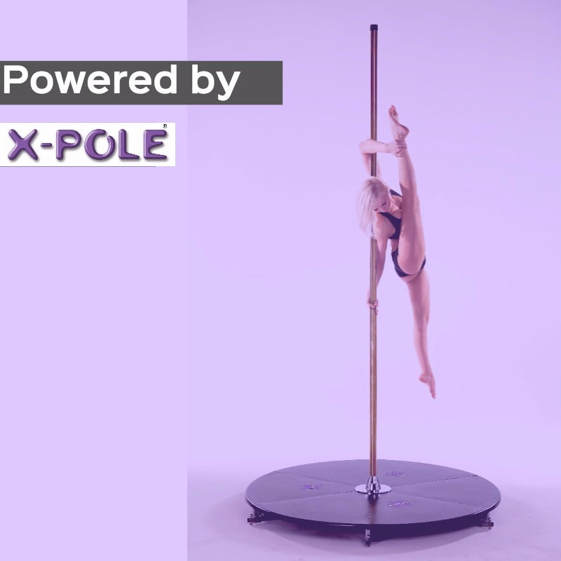 X-STAGE Series Powered by X-POLE