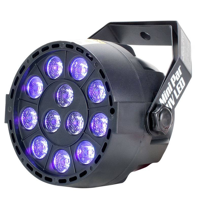 Mini Par UV LED