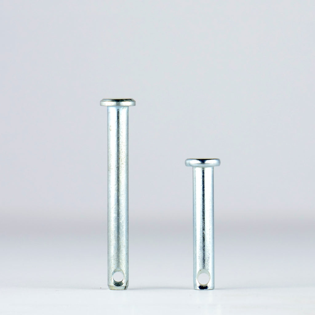 Spin/Static Locking Pin