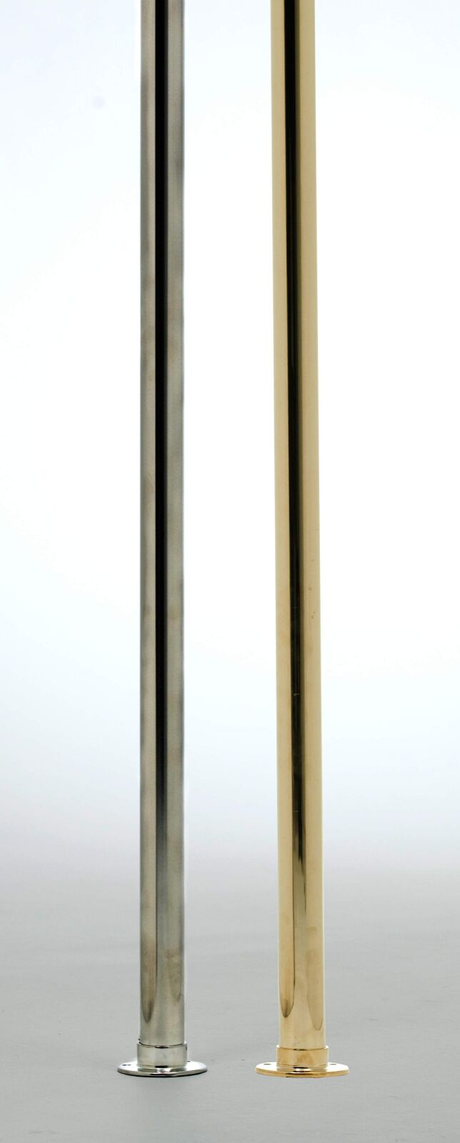 Permanent Stainless Steel [Static Pole]