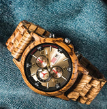 Tiger wood Englewud watch