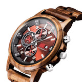 Brown Englewud watch