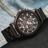 Dark Brown Englewud watch