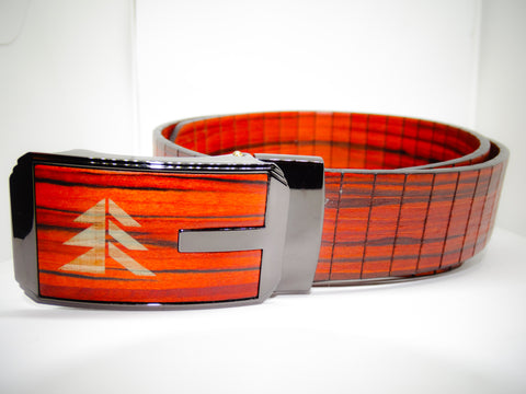 Men's Wooden Belt by Englewud