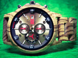 Exclusive Men's Wooden Timepiece by Englewud