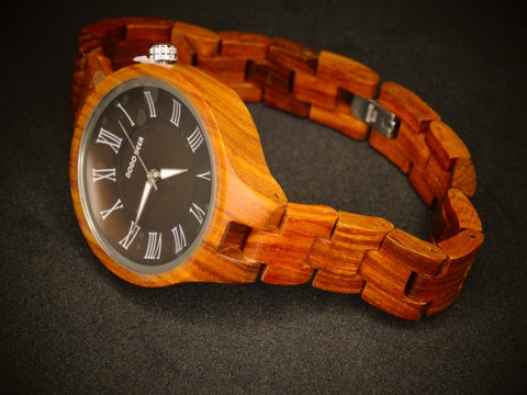 Big Face Redwood Watch