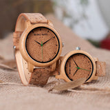 Corkwood Watch his and hers