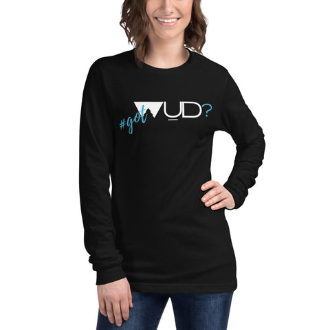 Women's #gotWUD Long Sleeve Tee