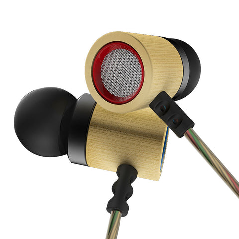 Bamboo Earbuds - The Wud Shop