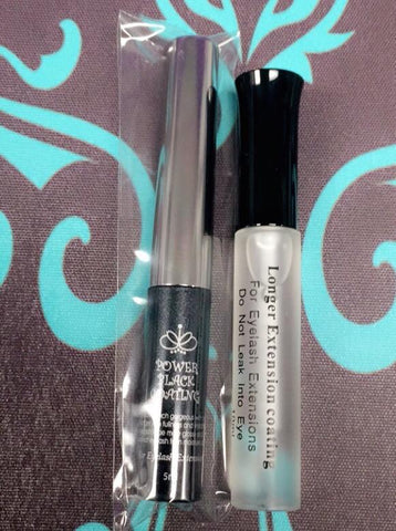 Clear Sealer for Lashes